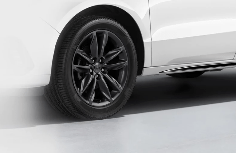2019 Acura MDX A-Spec Package wheel base