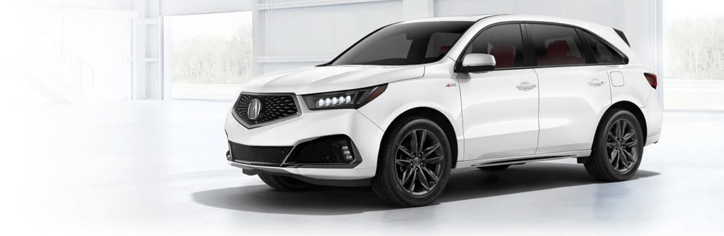 2019 Acura MDX A-Spec Package exterior front