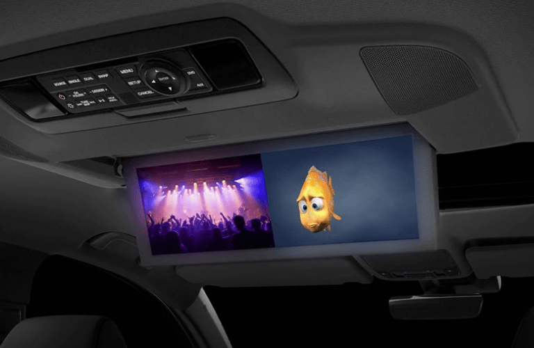 2019 Acura MDX Entertainment Package dual screen