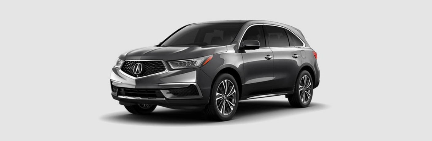 2019 Acura MDX Entertainment Package full view