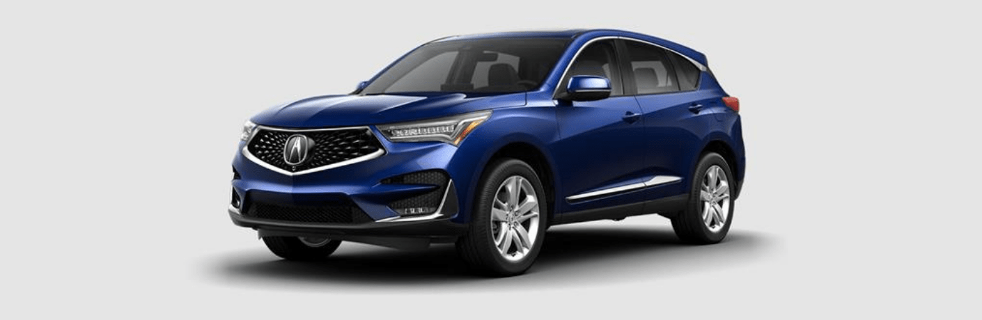2019 Acura RDX Advance Package full view