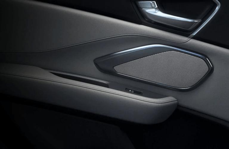 2019 Acura RDX Advance Package speaker on door