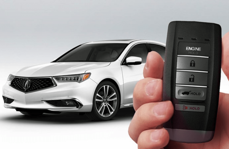 2019 Acura TLX Advance Package with remote key