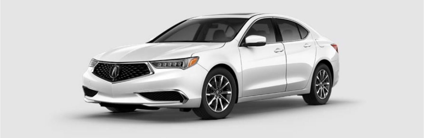 2019 Acura TLX Technology Package full view