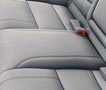 Heated Rear Seats