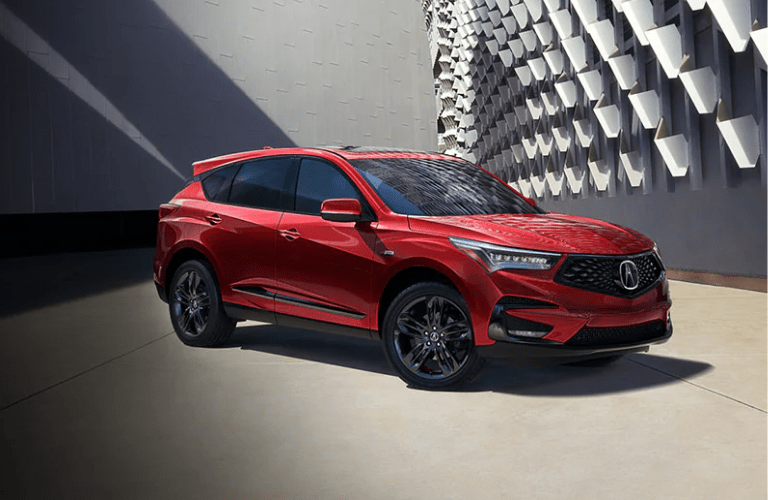 2020 Acura RDX A-Spec Package exterior front