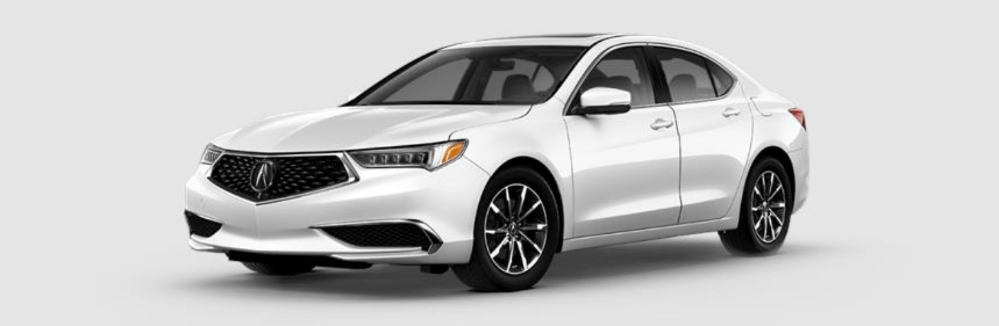 2020 Acura TLX Advance Package exterior front