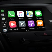 Apple CarPlay® Integration
