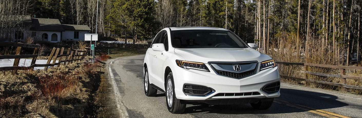 Acura Scheduled Maintenance Washington D.C.