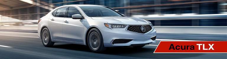 2018 Acura TLX Washington DC