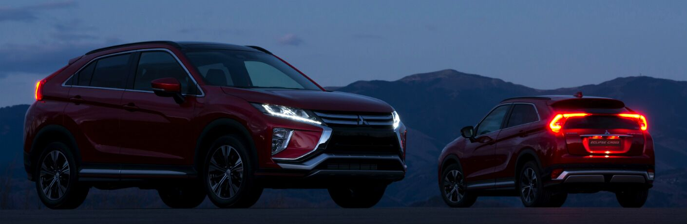 order the new 2018 mitsubishi eclipse cross in west cleveland area
