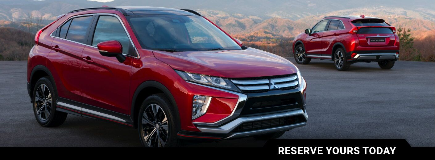 Reserve 2018 Mitsubishi Eclipse Cross West Cleveland OH