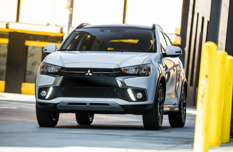 The 2018 Mitsubishi Outlander Sport offers two engine options