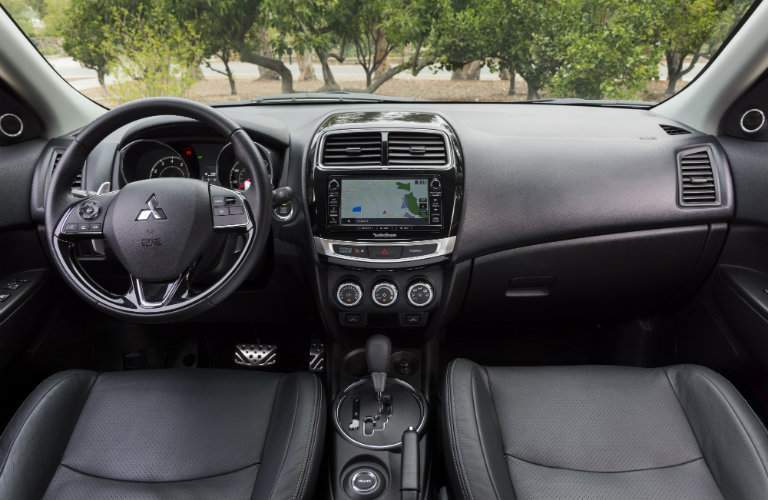 Plenty of interior technology options are available