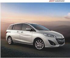 2017 Mazda-5 Brochure
