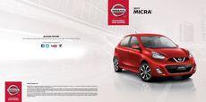 2017 Nissan Micra Brochure