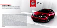 2018 Nissan Altima Brochure