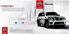 2018 Nissan Armada Brochure