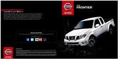 2018 Nissan Frontier Brochure