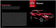 2018 Nissan Murano Brochure