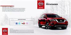 2018 Nissan Pathfinder Brochure
