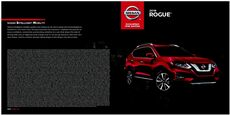 2018 Nissan Rogue Brochure