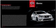 2018 Nissan Sentra Brochure