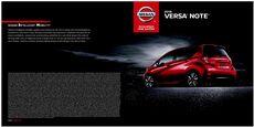 2018 Nissan Versa Note Brochure