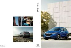 2018 Honda HR-V Brochure