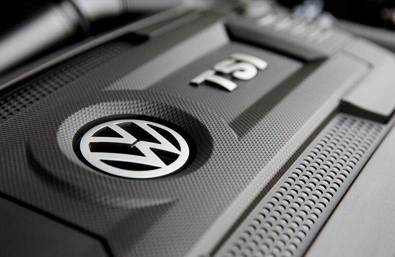 2018 Volkswagen Passat TSI Engine