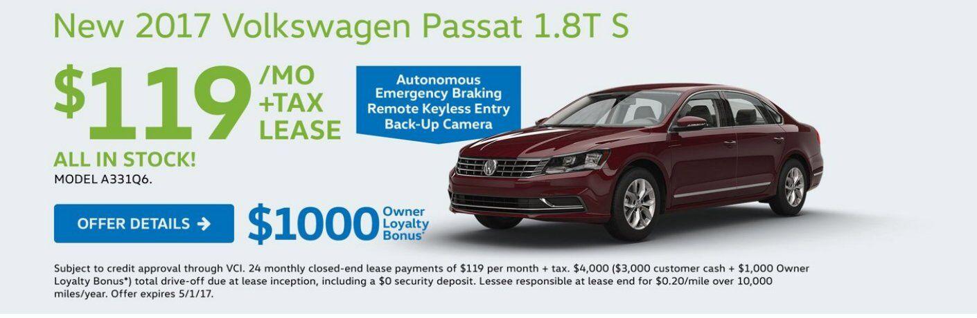 2017 Volkswagen Passat Walnut Creek CA