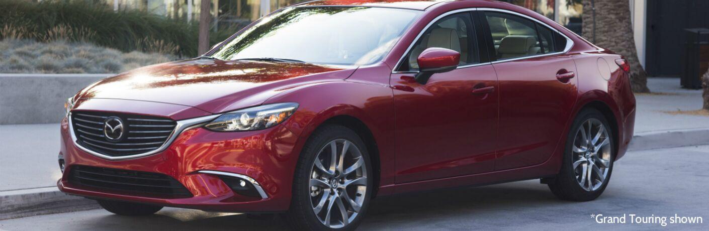 2017 Mazda6 Sport vs Touring Trim