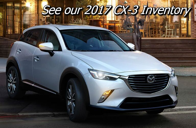 deals on the new 2017 mazda cx-3 in fond du lac county
