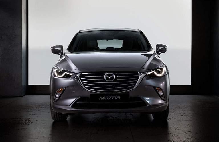 2018 Mazda CX-3 gray grille