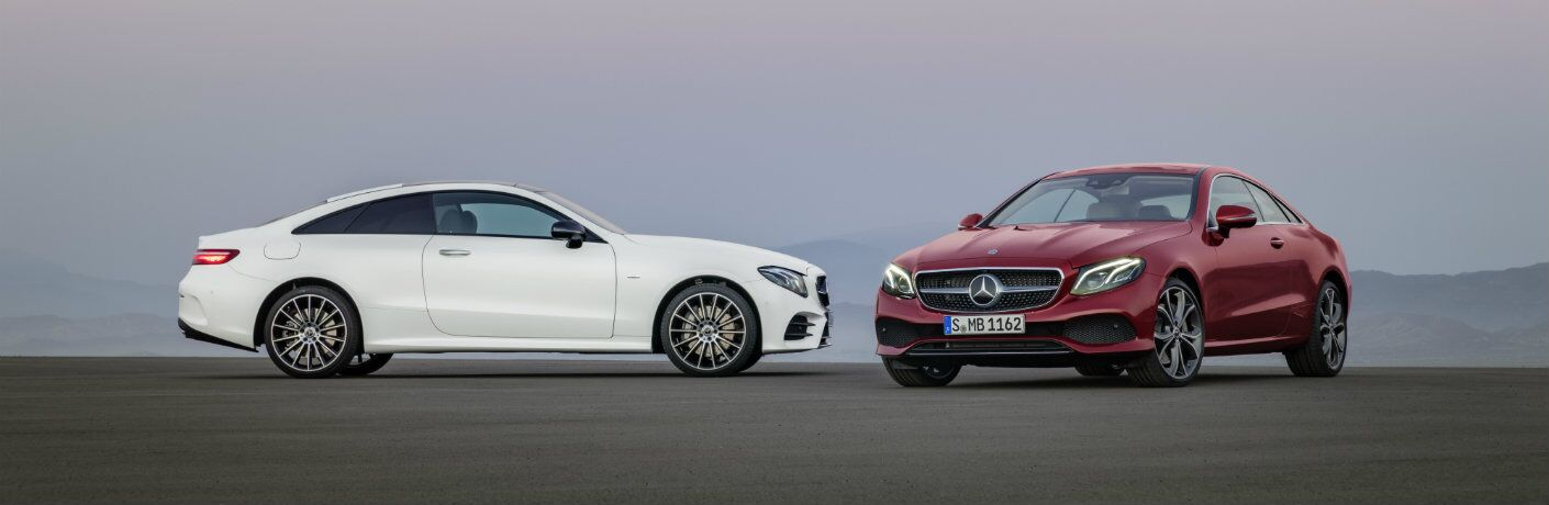 2018 Mercedes-Benz E-Class Coupe North Haven CT