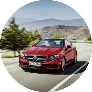 2018 Mercedes-Benz E-Class Coupe DRIVE PILOT system