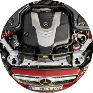 2018 Mercedes-Benz E-Class Coupe engine performance