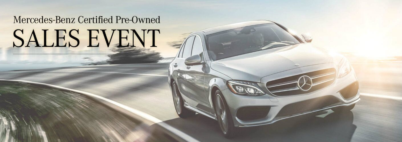 Mercedes-Benz Certified Pre-Owned Sales Event North Haven CT
