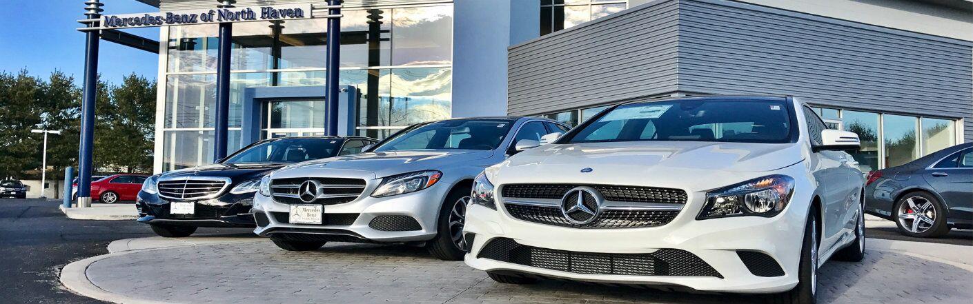 Mercedes-Benz Courtesy Vehicle Specials