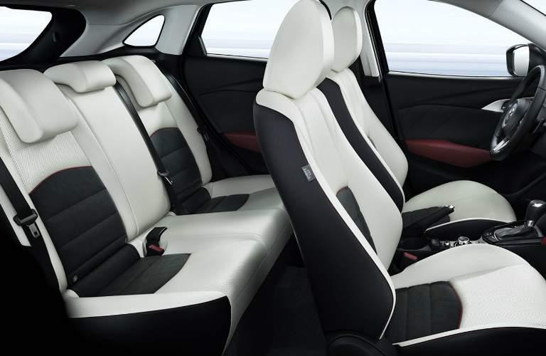 2018 Mazda CX-3 seating