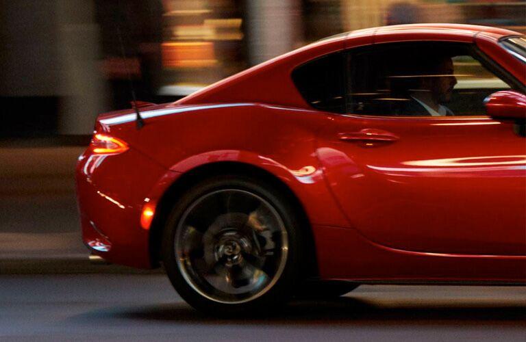 2019 Mazda MX-5 Miata RF rear exterior