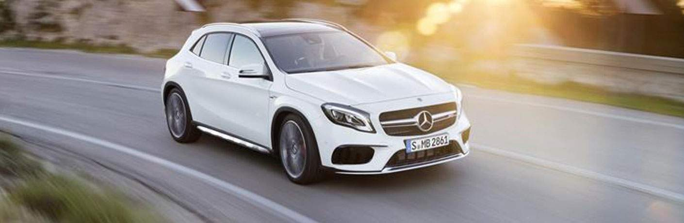 The 2018 Mercedes-Benz GLA 250 4MATIC is the kind of vehicle that turns heads wherever it goes. This athletic compact SUV pulls out all the stops