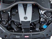 Mercedes-Benz Engine and Drivetrain