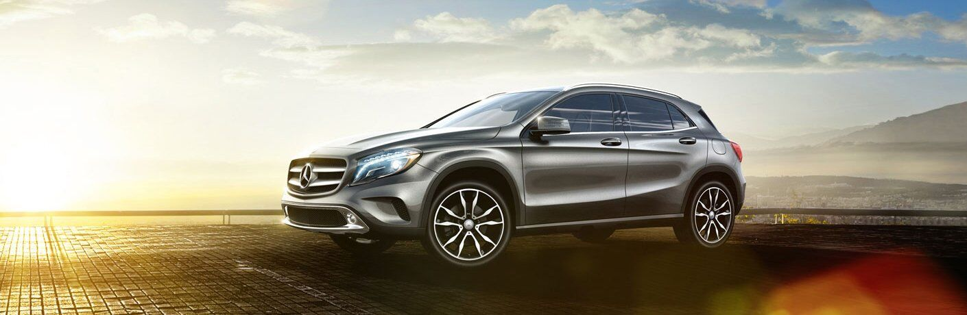 2017 mercedes benz gla in seattle wa for Mercedes benz dealership seattle