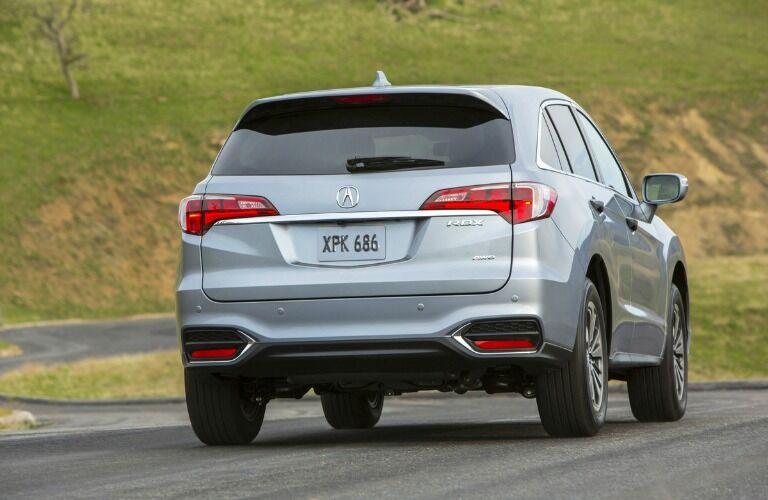 2017 Acura RDX exterior rear