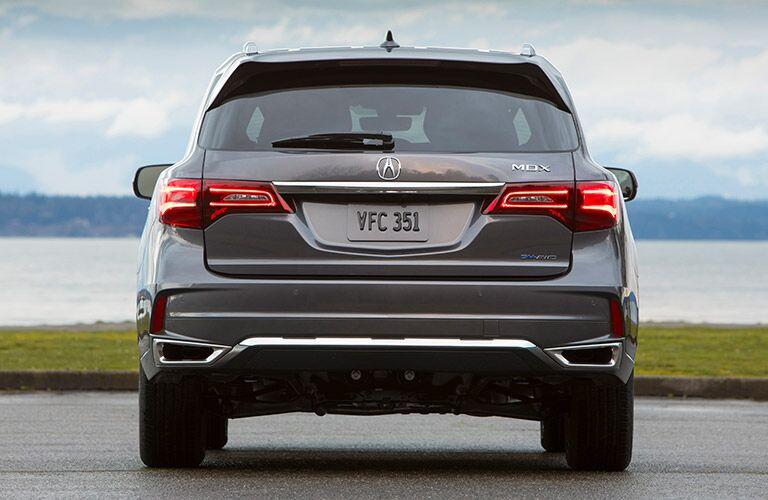 2019 Acura MDX rear exterior