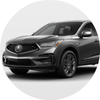 2019 Acura RDX A-Spec Package in gray