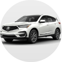 2019 Acura RDX Technology Package in white