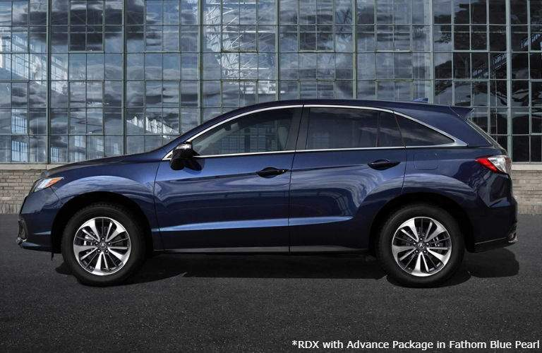 New RDX side view