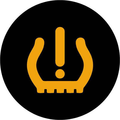 Tire Pressure System (TPS) Warning Light